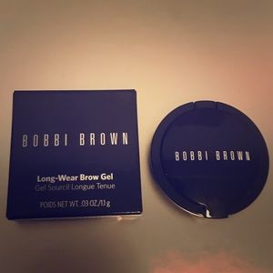 New Bobbi Brown Long-Wear Brow Gel, Mahogany